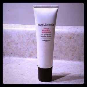 Bare minerals purely nourishing moisturizer
